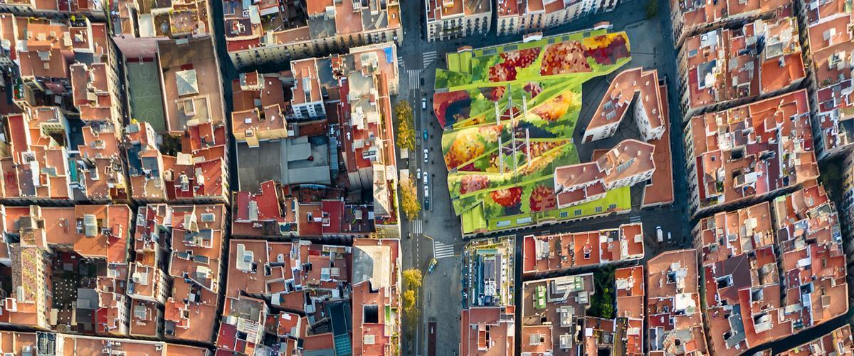 George Smiley sobrevuela Barcelona