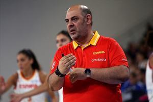 El seleccionador Lucas Mondelo, en una imagen de archivo