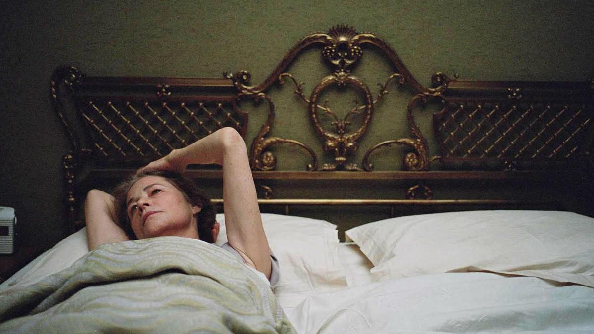 Charlotte Rampling, en un fotograma de 'Hannah', de Andrea Pallaoro