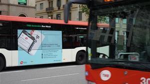 TMB gestionarà i redefinirà línies d'autobús de Nou Barris