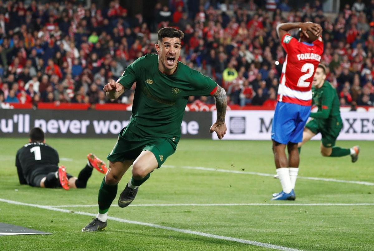 Granada Athletic gana semifinal Copa del Rey