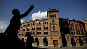 Madrid  05 09 13  Plaza de toros de Las Ventas en Madrid  donde esta previsto que se celebren pruebas deportivas en el caso de que la ciudad sea la elegida para las Olimpiadas de 2020  FOTO  JOSE LUIS ROCA