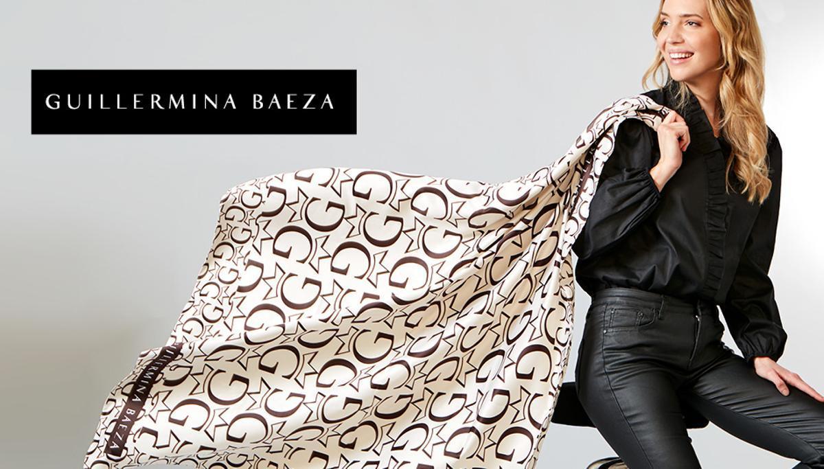 Maxipañuelos Guillermina Baeza