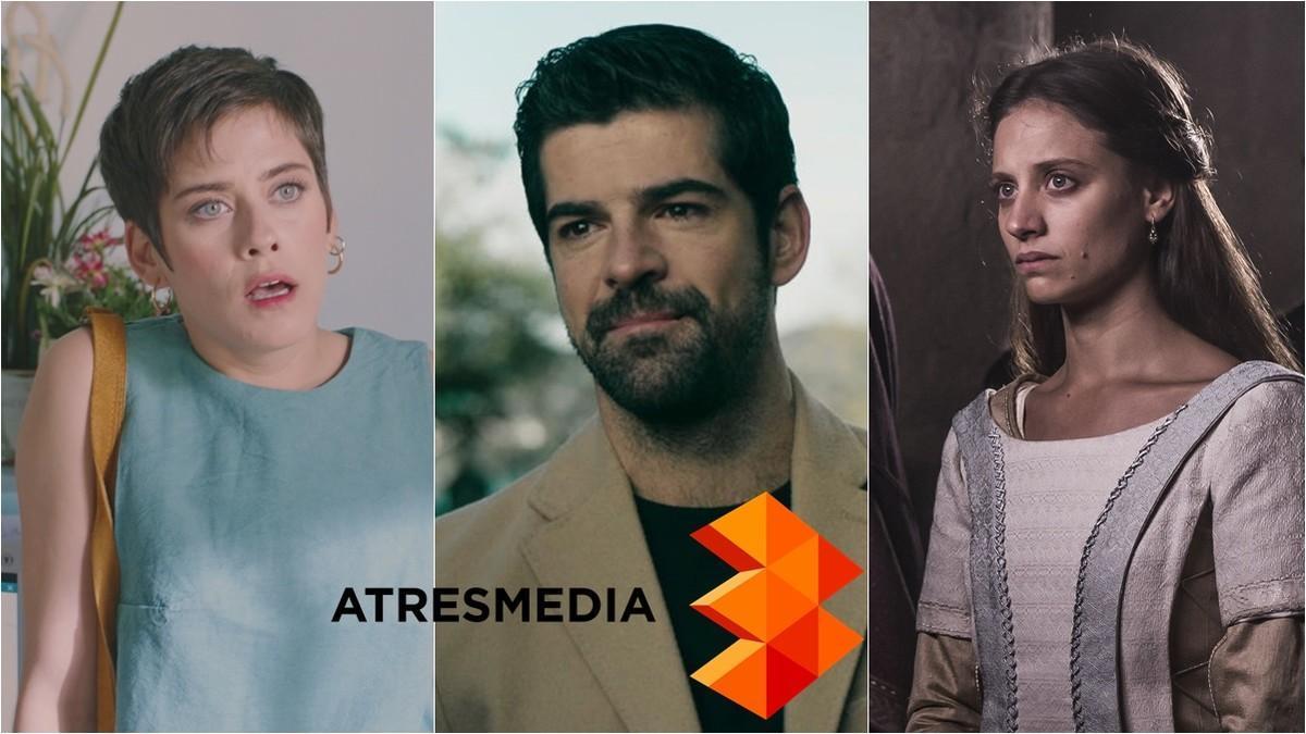 Series de Atresmedia.
