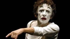 Mim i heroi contra els nazis: el passat de Marcel Marceau