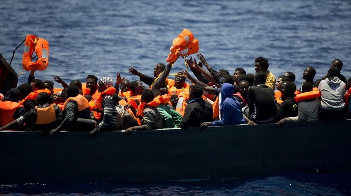 La qüestió migratòria: una mostra més de les diferències entre partits