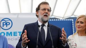 Rajoy intenta escabullirse