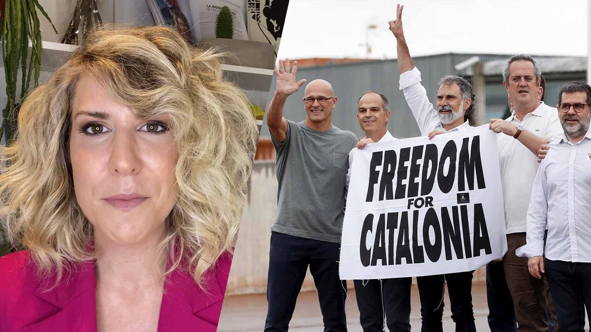 La especialista en comunicación política Verónica Fumanal nos da las claves de las negociaciones del 'procés' tras los indultos