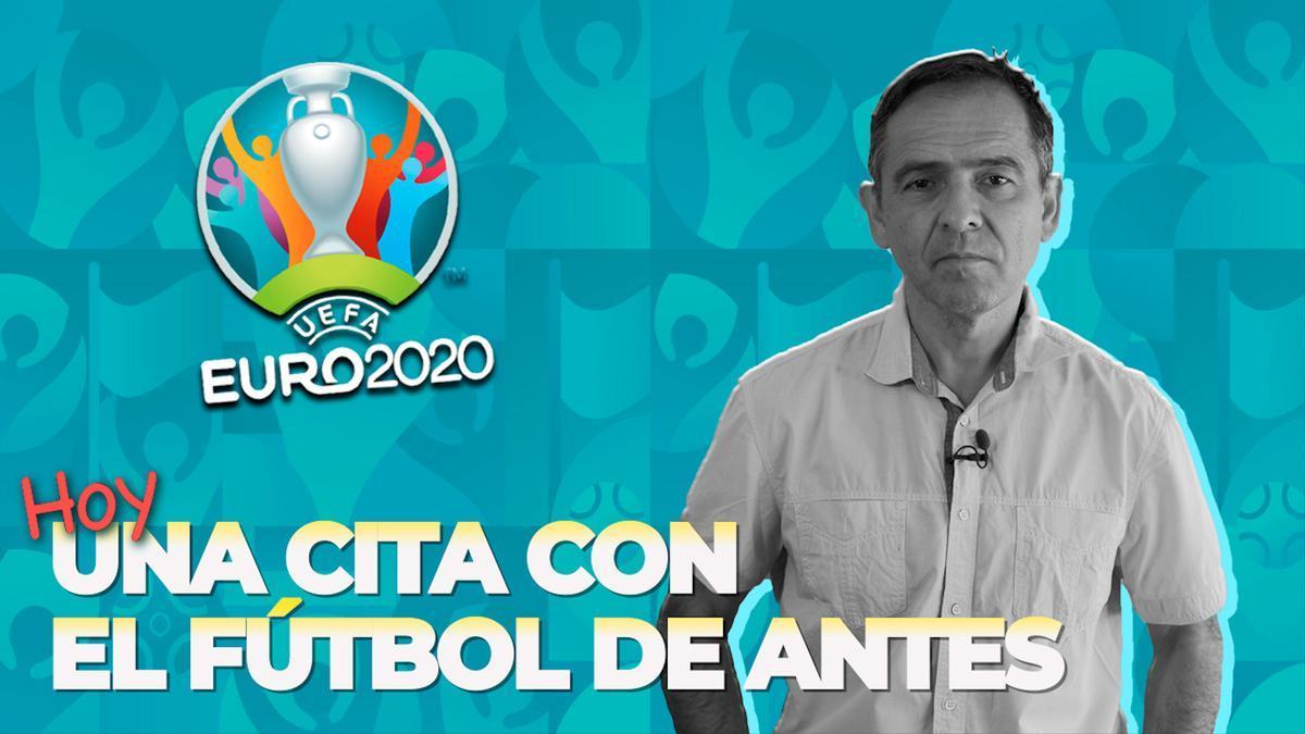 Empieza la Eurocopa, ¿una cita con el fútbol de antes? Por Marcos López.