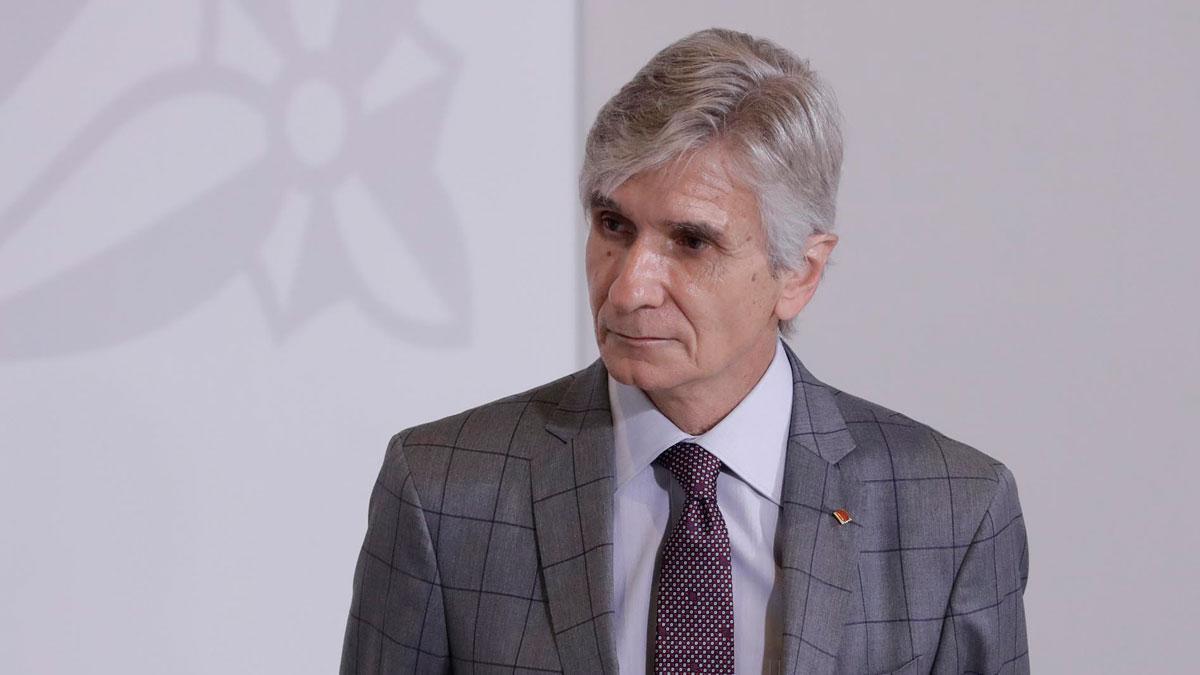 Argimon: «Si no fos per les vacunes, estaríem tancats amb pany i clau»