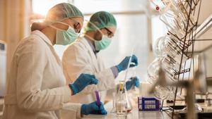 De l'economia de taller a la de laboratori
