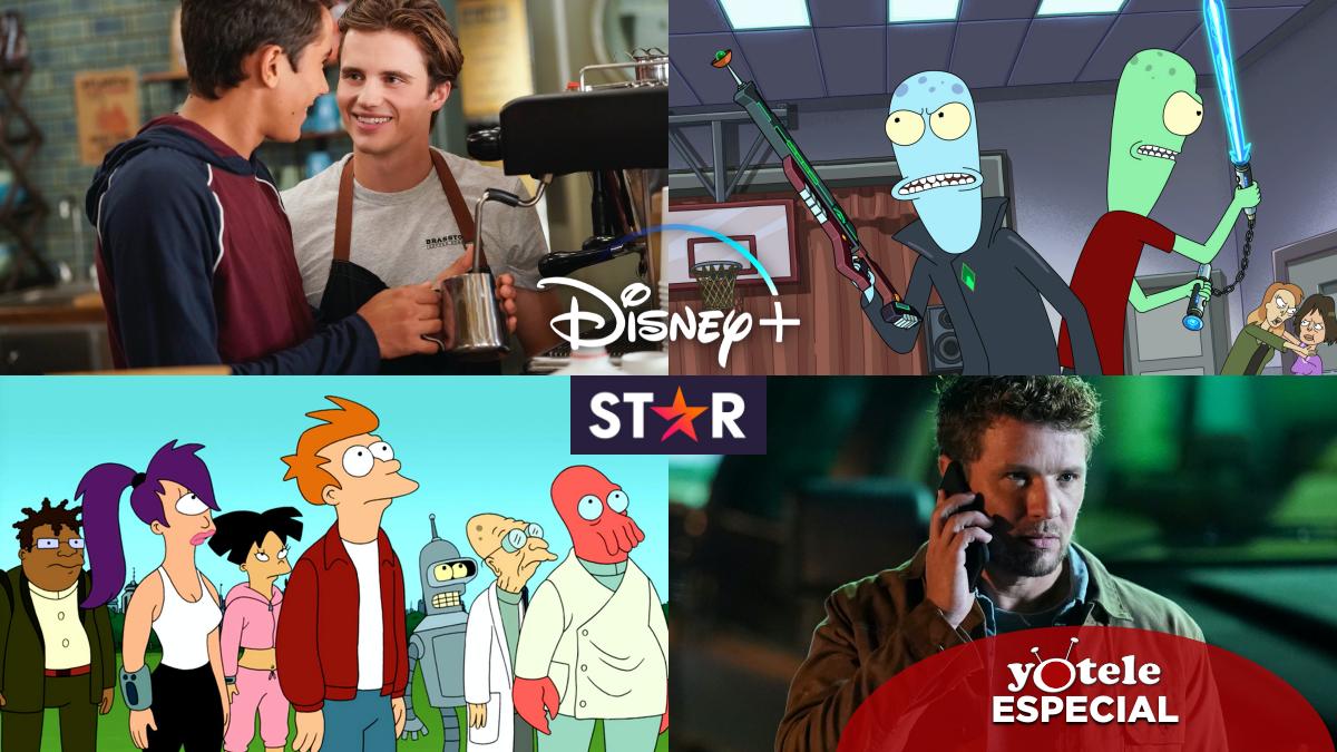 Algunas de las series y películas que llegarán a Disney+ con el aterrizaje de Star