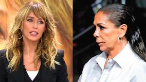 """Emma García confiesa lo que le sucedió a Isabel Pantoja en una fiesta de Mediaset: """"¡Pobre mujer!"""""""