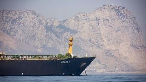 Alliberat el petrolier iranià retingut a Gibraltar