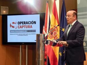 Diego Pérez de los Cobos, exjefe de la comandancia de la Guardia Civil de Madrid.