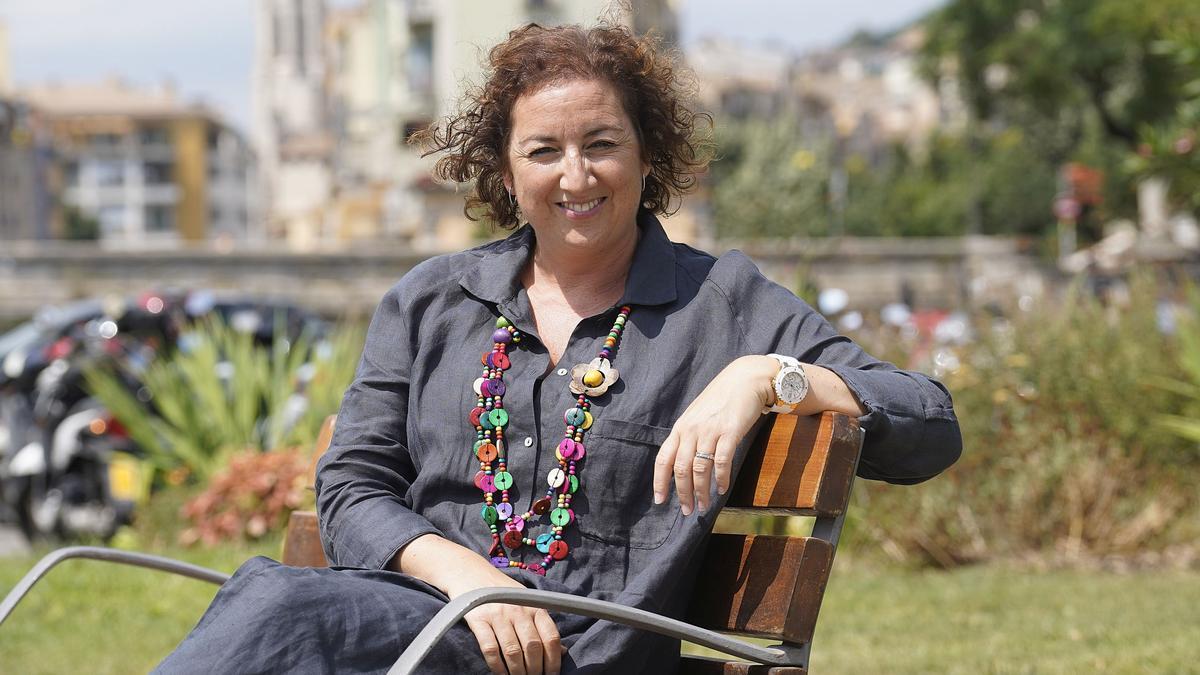 """Alícia Romero: """"Iceta ha sido primer secretario en una etapa muy difícil y ahora toca un relevo natural"""""""