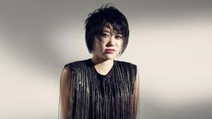 Yuja Wang, pianista.