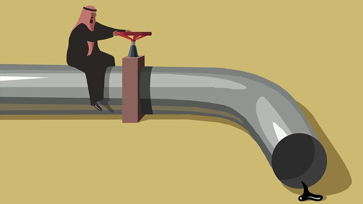 Turbulències saudites