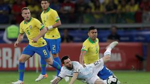 Una oportunidad más perdida para que Messi logre su primer título con la Selección Argentina.