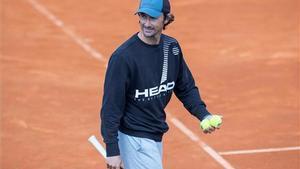 Ferrero treu pressió a Alcaraz en el seu partit contra Nadal