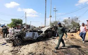 Imagen de uno de los atentados que a lo largo de estos años se han perpetrados en Somalia.
