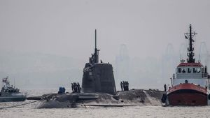 "Un submarí nuclear britànic arriba aquest dimecres a Gibraltar ""per a una visita de rutina programada"""