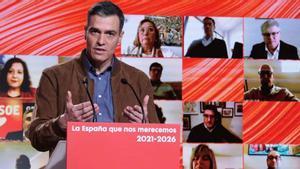 Pedro Sánchez se reengancha en Catalunya