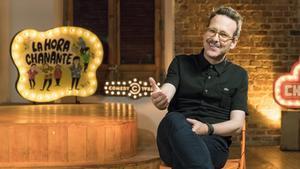 Joaquín Reyes, en el especial sobre 'La hora chanante' que emite Comedy Central.