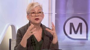 Magda Puyo, directora del Institut del Teatre, en 'Els Matins' de TV3.