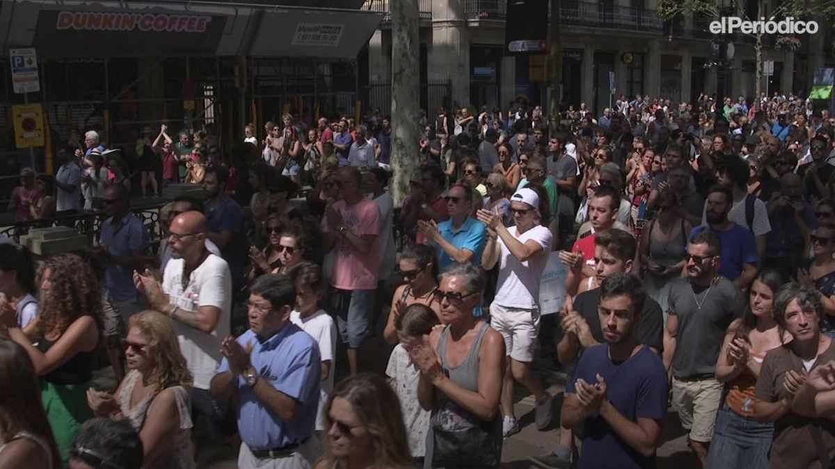 Atentado En Barcelona Y Cambrils En Directo
