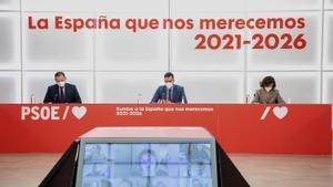 El PSOE es prepara per a la revolució interna i el rearmament de cara al 2023