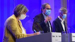 Torra colla ERC en la lluita contra els rebrots