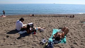 El Ayuntamiento de Málaga pone en marcha los servicios de playas de cara a Semana Santa