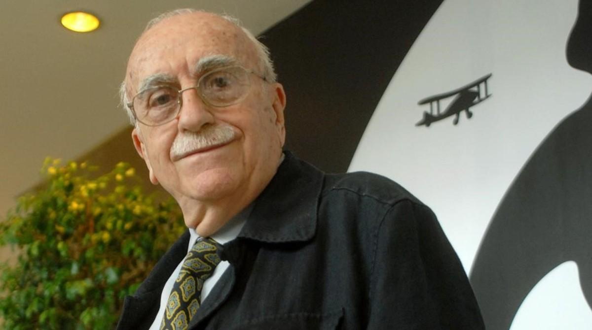 Francisco Pérez-Dolz, en el Festival de Sitges, en el 2007.