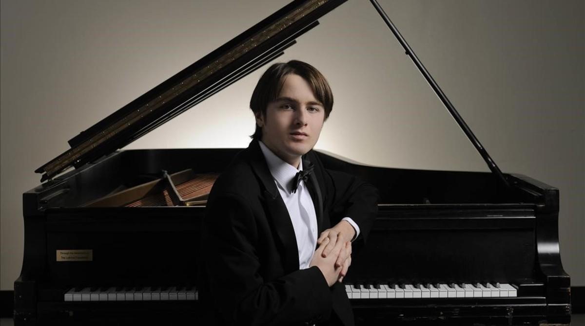Daniil Trifonov, una de las estrellas de Ibercamera, actuará el 4 de octubre en el Auditori