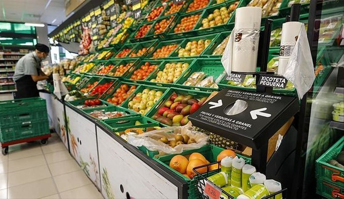 Mercadona reafirma su política para reducir residuos y plásticos