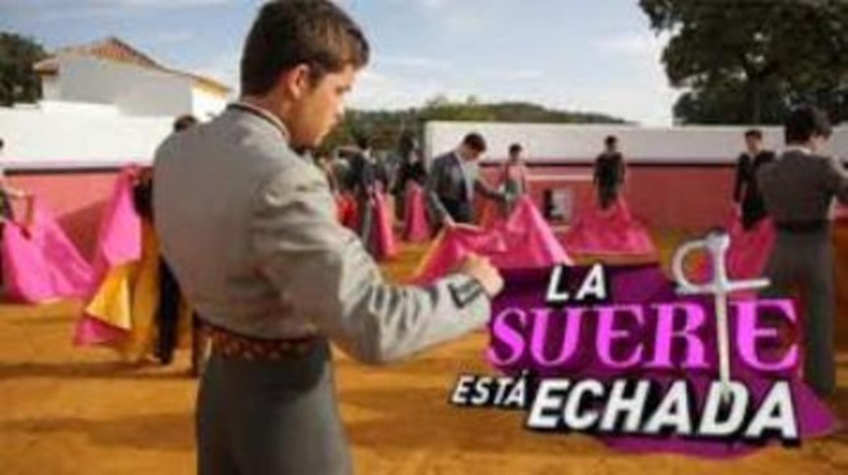 La carátula del programa de Canal Sur'La suerte está echada'.