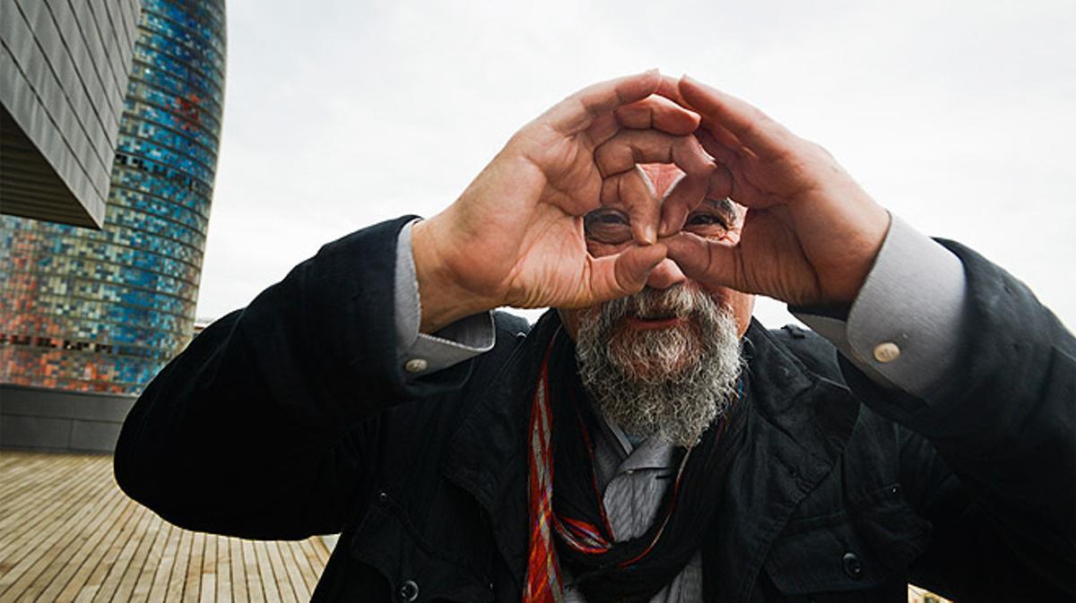 Entrevista con Abbas, fotógrafo de la agencia Magnum.