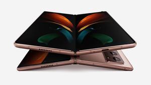Samsung Fold2.