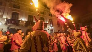 La anterior edición de la fiesta mayor de Sabadell fue en 2019