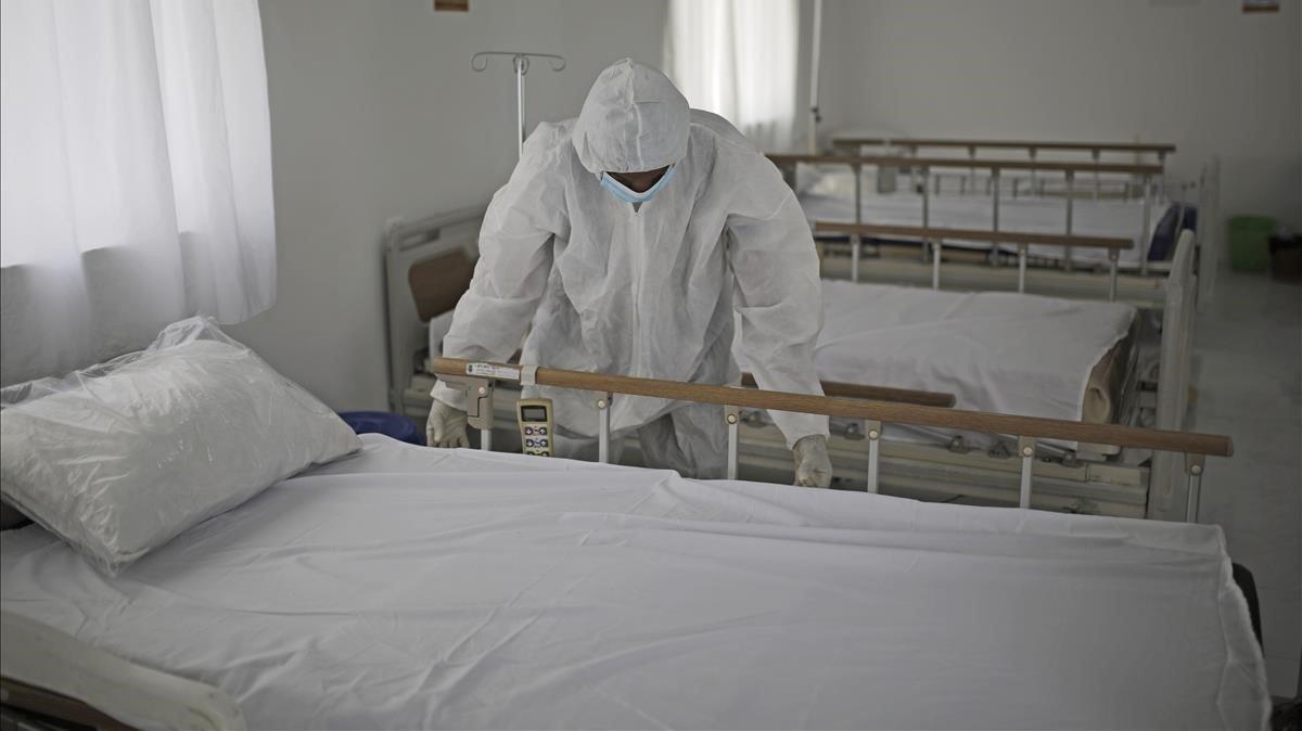 Mor una infermera a Euskadi pel coronavirus, la primera víctima entre el personal sanitari