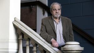 Juan Marsé, en la presentación del volumen que reunía sus relatos en el 2017.