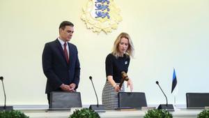 Sánchez descarta noves mesures a tot Espanya per frenar l'escalada de la Covid