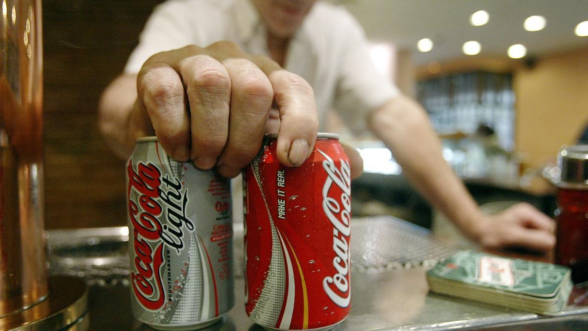 Una Coca-Cola