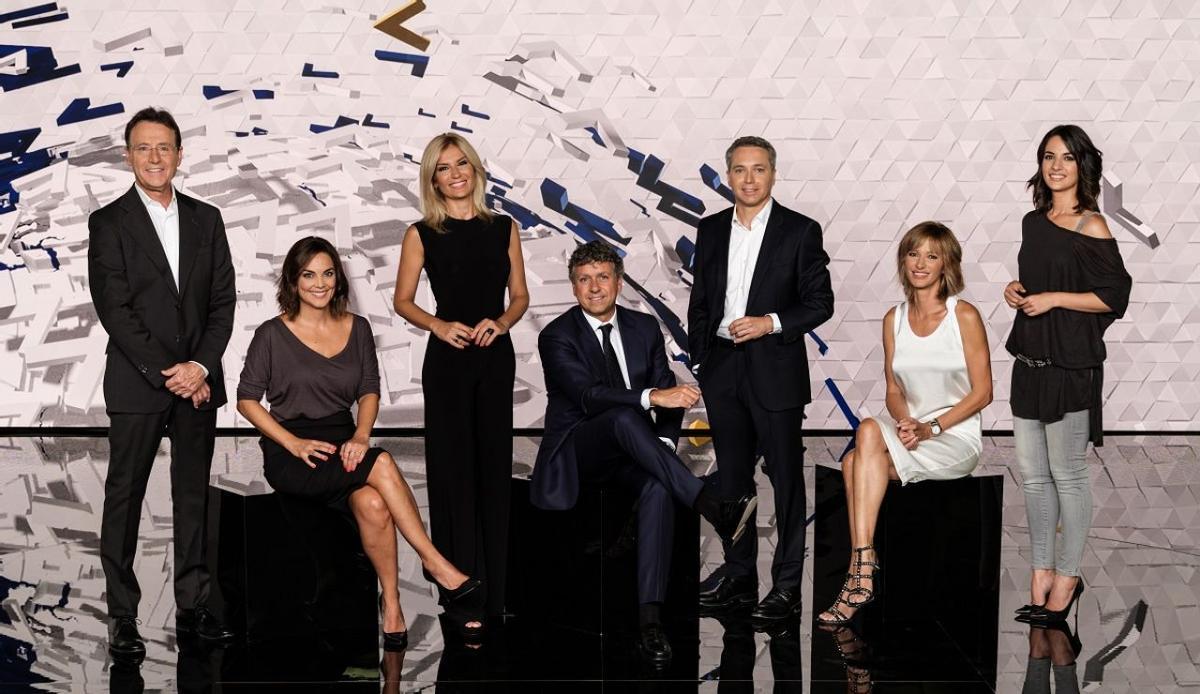 'Antena 3 Noticias' són els informatius líders per catorzè mes consecutiu