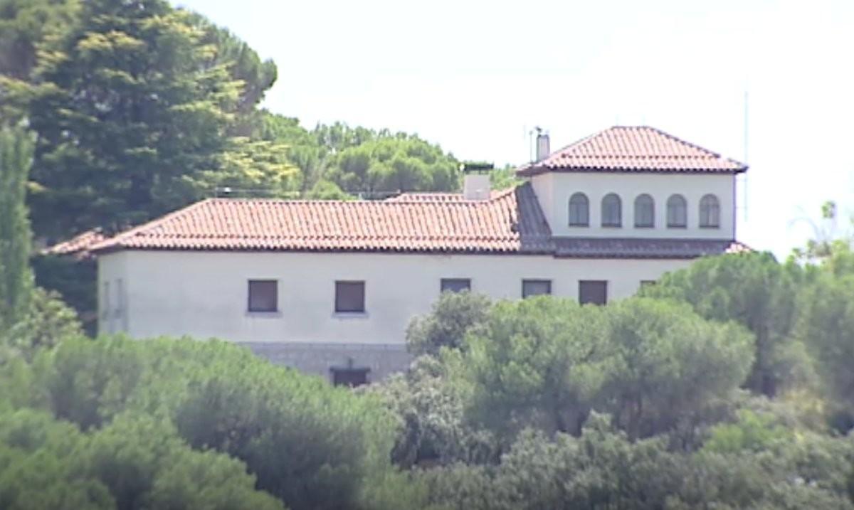 El Palacio Valdés, en Tres Cantos.
