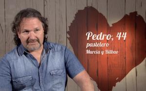 La frase 'murciana' amb què Pedro defineix les relacions sexuals a 'First Dates': «Per donar una volteta, totes les bicis valen»