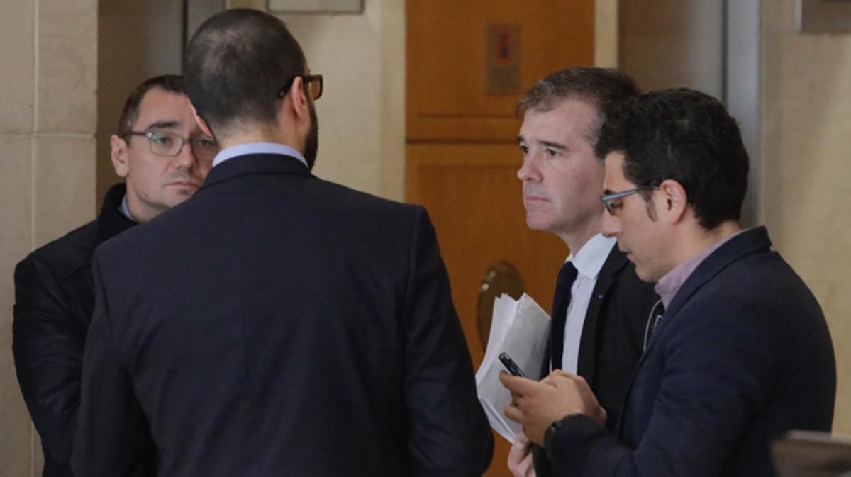 Es la Operación Pika, tercera fase de la Operación Petrum, o caso 3%, que investiga la presunta financiación ilegal de Convergència.
