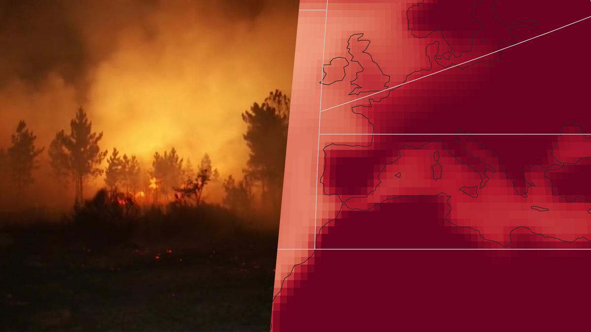 ¿Cómo será el verano en España en 2100? Cinco escenarios según el último informe del IPCC