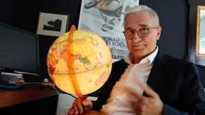 Xavier Sardà «La mort és un atemptat contra la raó»
